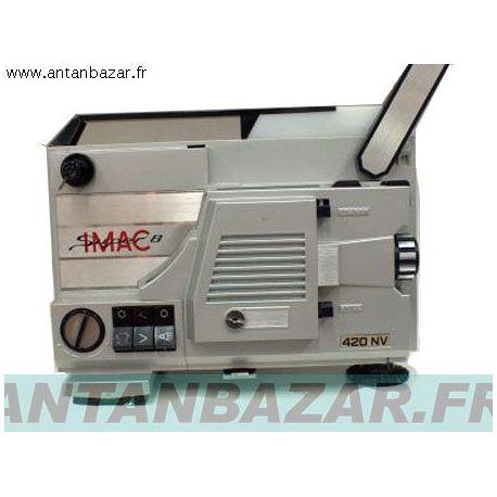 Kit 3 courroies Imac 420 NV. Courroie moteur et ventilateur et courroie mecanisme bobines