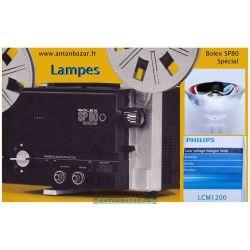 Lampe Bolex sp80 special - Ampoule Bolex sp80 special