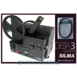 Courroie Silma Delta 3 - Courroie moteur