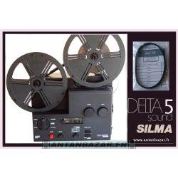 Courroie Silma Delta 5 - Courroie moteur