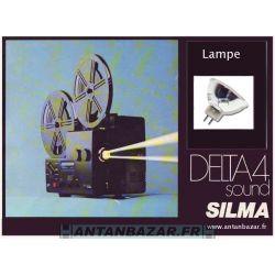 Lampe Silma delta 4 - Ampoule Silma delta 4