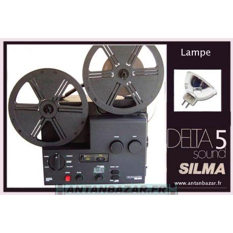 Lampe Silma delta 5 - Ampoule Silma delta 5