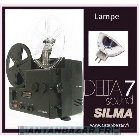 Lampe Silma delta 7 - Ampoule Silma delta 7