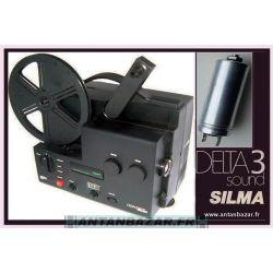 Condensateur moteur pour Silma Delta 3 - Condo moteur Silma Delta 3