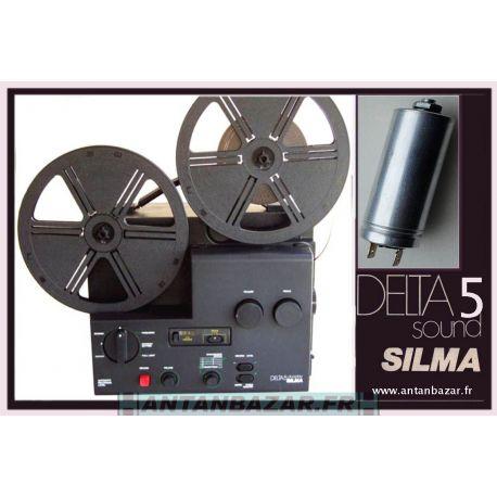 Condensateur moteur pour Silma Delta 5 - Condo moteur Silma Delta 5