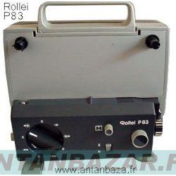 Lampe ROLLEI P83 - Ampoule Rollei P 83 - Lampe pour projecteur Rollei P83