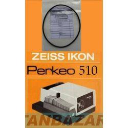 Courroie moteur Zeiss Ikon Perkeo 510 projecteur Zeiss Ikon Perkeo 510