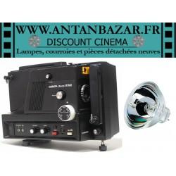 Lampe Chinon 6100Z - Ampoule Chinon Sound 6100Z - Lampe pour projecteur Chinon Sound 6100Z