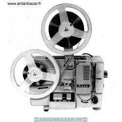 Courroie moteur pour projecteur Rous