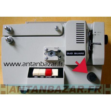 Bouton de rhéostat pour projecteur Duo Quartz. Bouton de reglage de vitesse