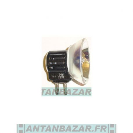 Lampe Bell et Howell 16mm TQI /TQII / TQIII - Ampoule - Lampe coudee