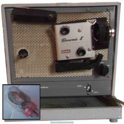 Lampe pour Kodak Brownie A15F 110v 150w