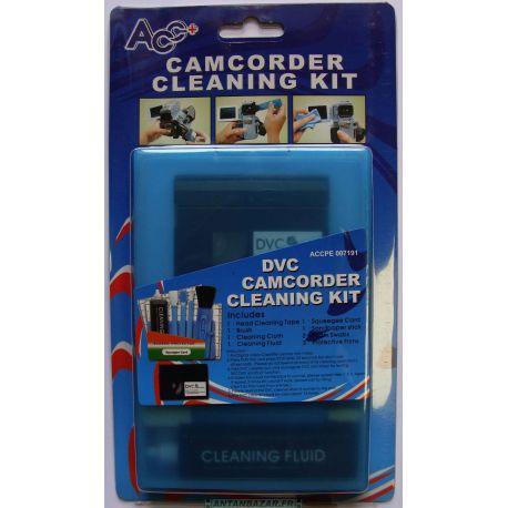 Cassette de nettoyage mini DV