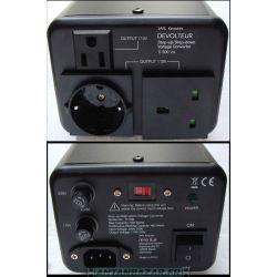 Transformateur Dévolteur 500VA pour projecteurs