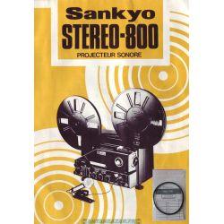 Courroie Sankyo stereo 800 - courroie moteur