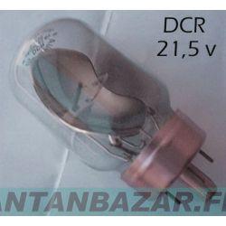 Lampe DCR 21,5v 150w