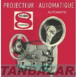 Courroie Proloisir 8 automatic courroie moteur - projecteur Proloisir 8 Auto