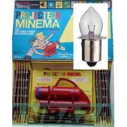 Lampe pour Projecteur jouet Minema Mecano