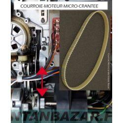Courroie moteur Bauer P8L Universa Professional - Courroie moteur micro crantee pour Bauer P8L Universa Professional