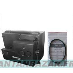 Courroie EUMIG 601D - Courroie moteur pour EUMIG 601D