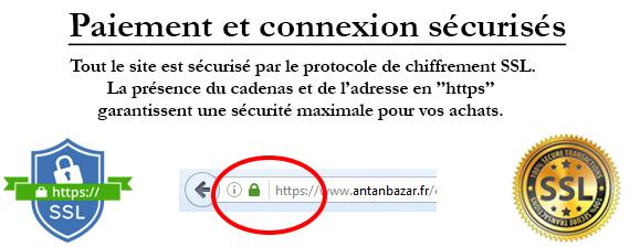paiement sécurisé ssl crypté